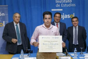 Becas y ayudas Instituto Cajasol Sevilla