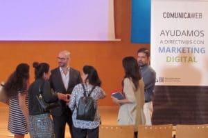 Jornada sobre Inbound Marketing en Instituto Cajasol