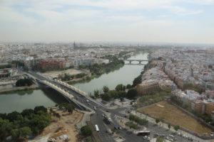 Visita Torre Sevilla Club de Directivos de Andalucia