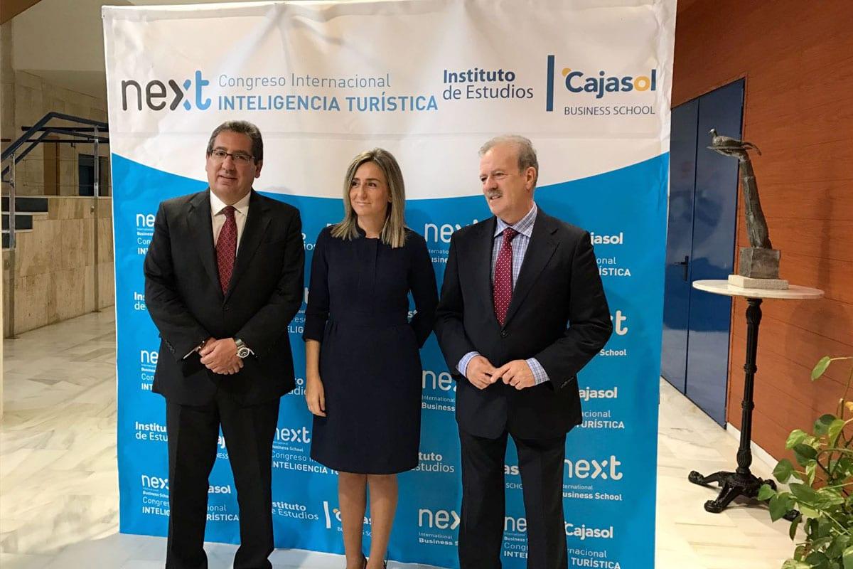 Jornada sobre Inteligencia Turistica en Toledo Instituto Cajasol