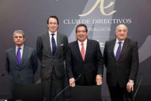 Mauricio Gonzalez Byass Club de Directivos Instituto Cajasol