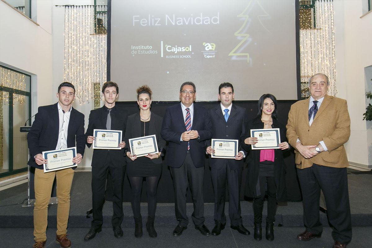 Instituto de Estudios Cajasol Copa de Navidad