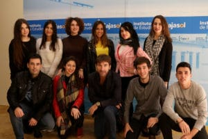 Workshop Encontrar tu propia voz Instituto Cajasol Sevilla