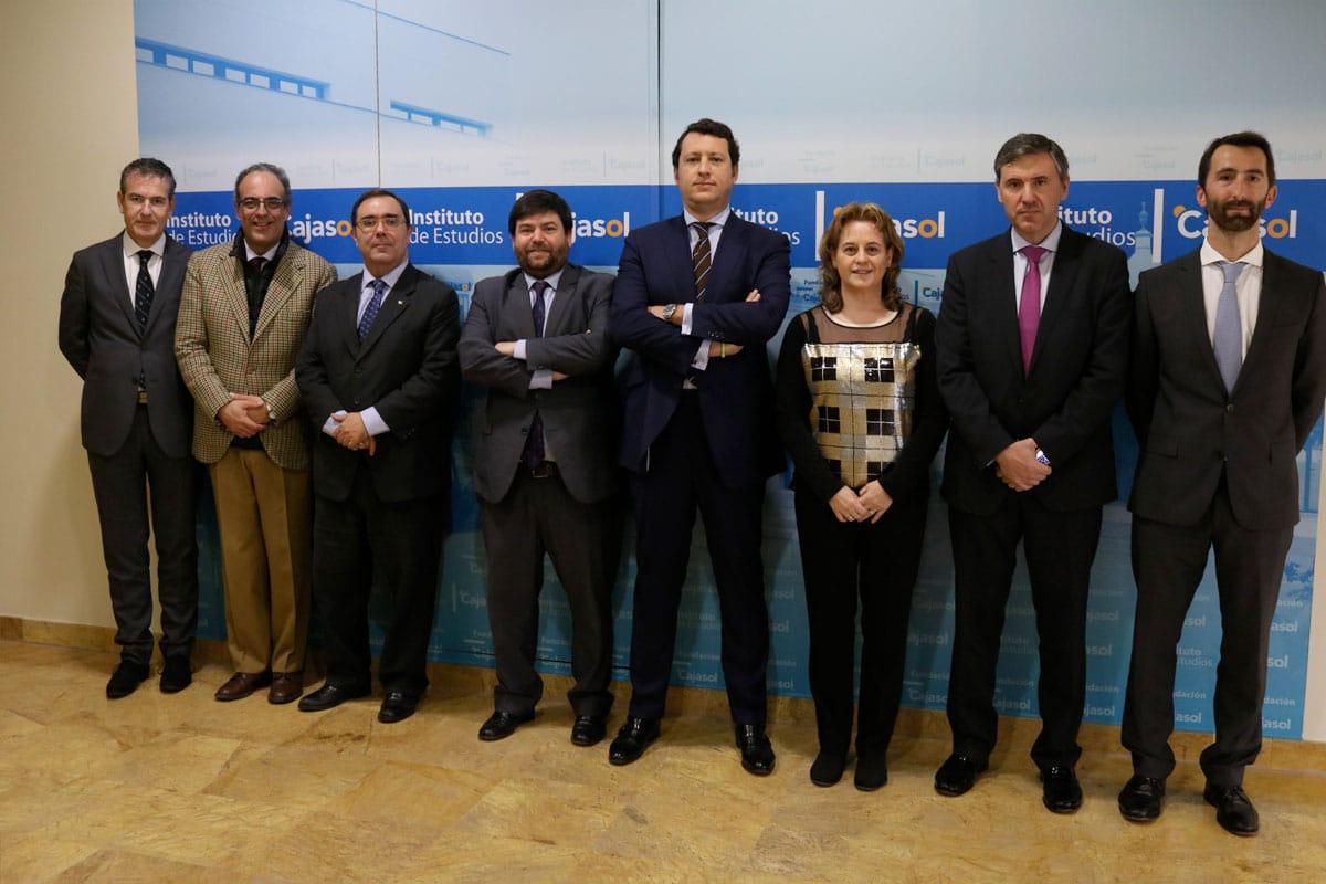 Jornada Compliance 2.0 Instituto Cajasol Sevilla