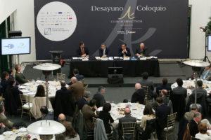 Presidente Ejecutivo de Randstad Espana Club de Directivos Cajasol