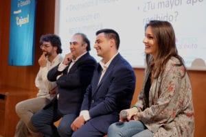 Proyectos empresariales Sevilla Cajasol