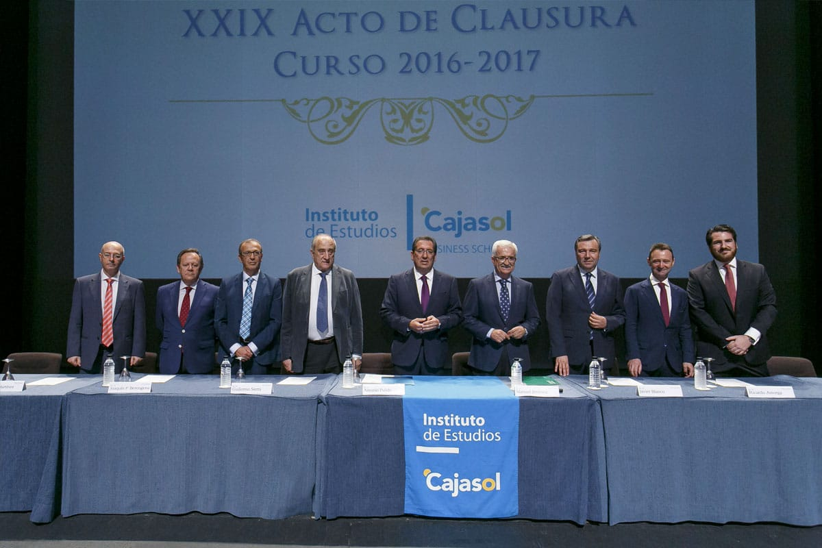 Clausura Curso Cajasol 2016/17 Sevilla