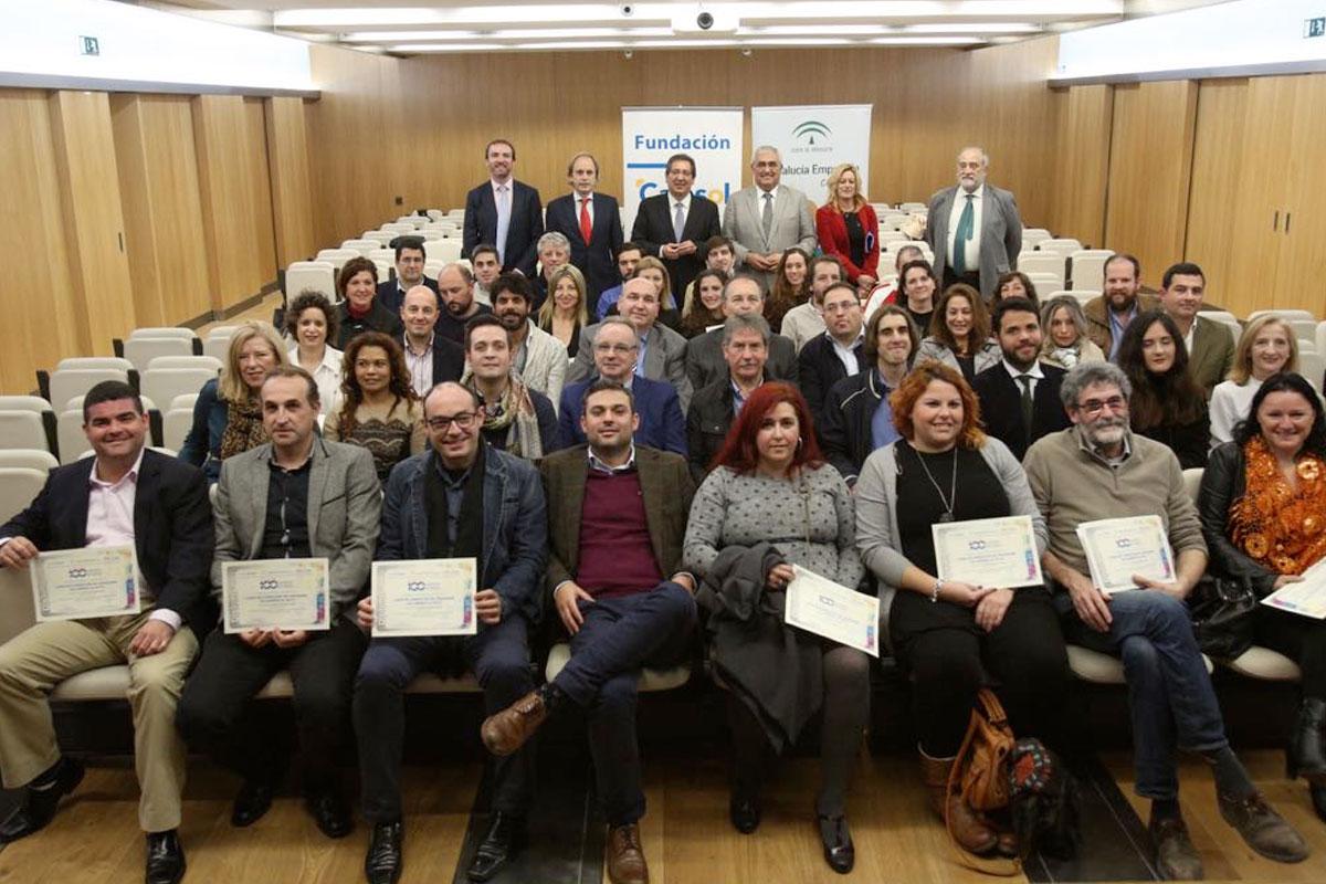 Startups Programa de Emprendimiento Sevilla