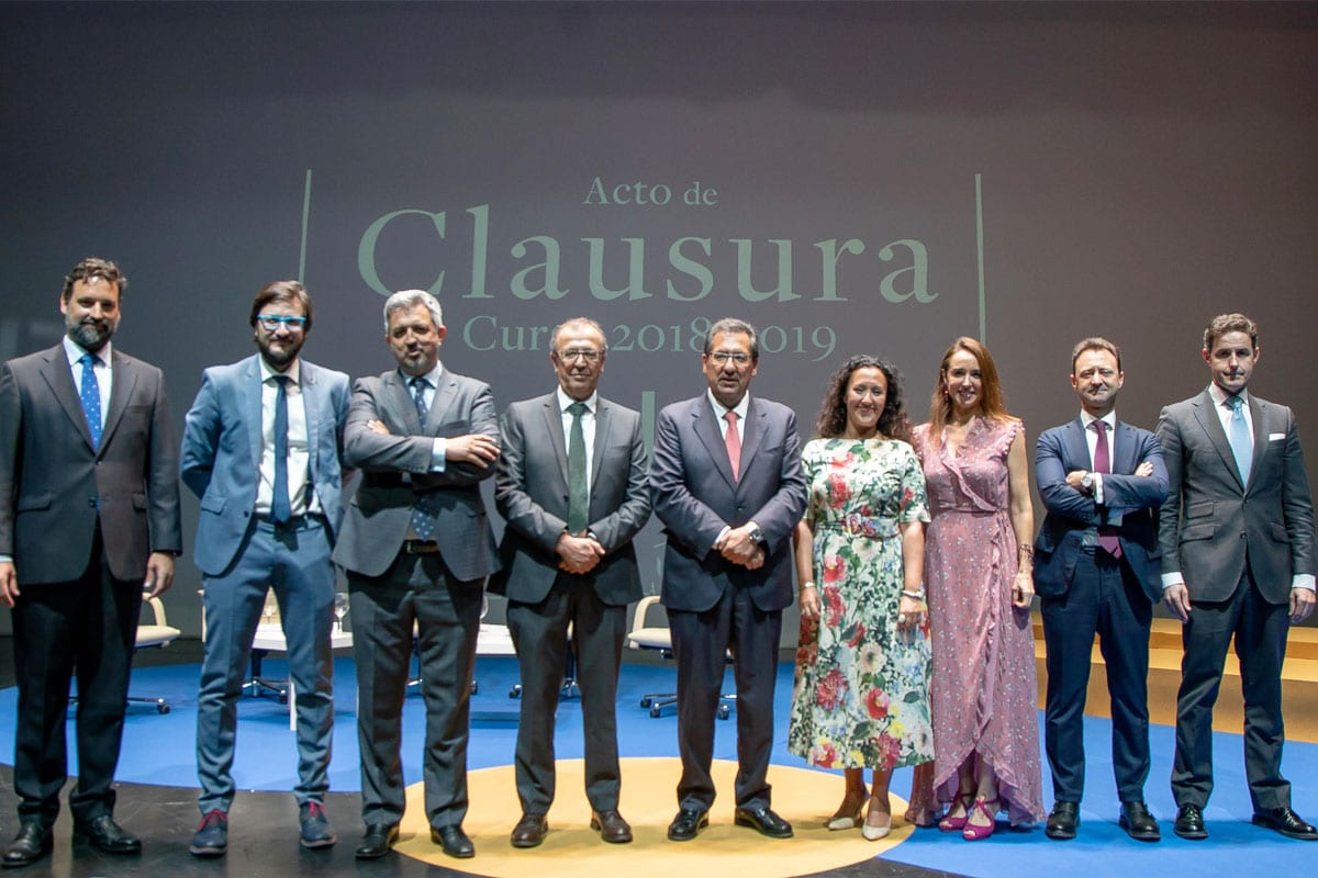 Clausura Curso Cajasol 2018/19 Sevilla