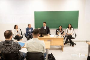 Masteres Cajasol Sevilla primeras clases