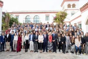 Acto de Apertura Curso Cajasol en Sevilla