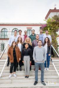 Estudiantes master RRHH Sevilla Cajasol