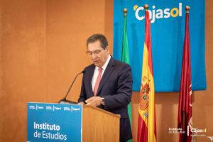 Antonio Pulido Presidente Instituto Cajasol