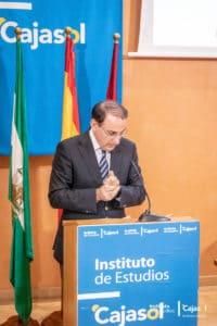 Apertura Curso Escuela de Negocios Cajasol Sevilla