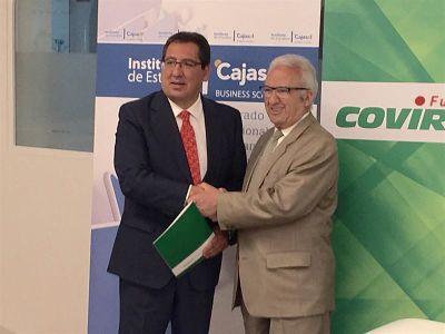 Fundacion Cajasol y Fundación Coviran