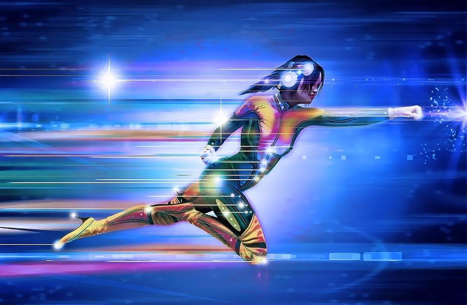 Personajes superheroes de Netflix