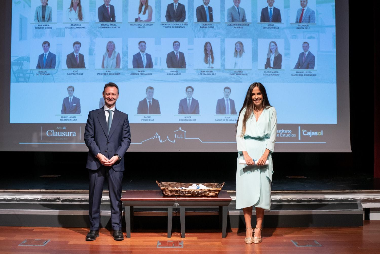 Gala de Clausura curso 2019/2020 Instituto de Estudios Cajasol